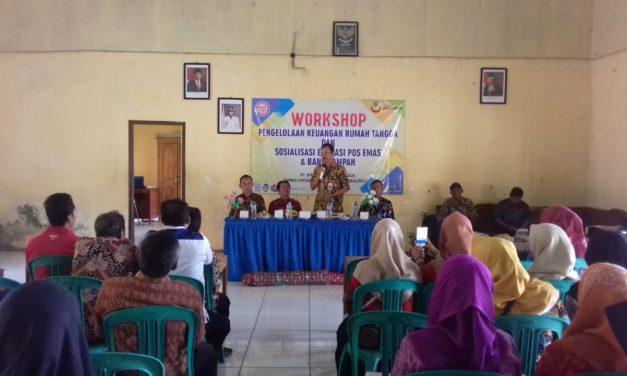 Workshop Pengelolaan Keuangan Rumah Tangga