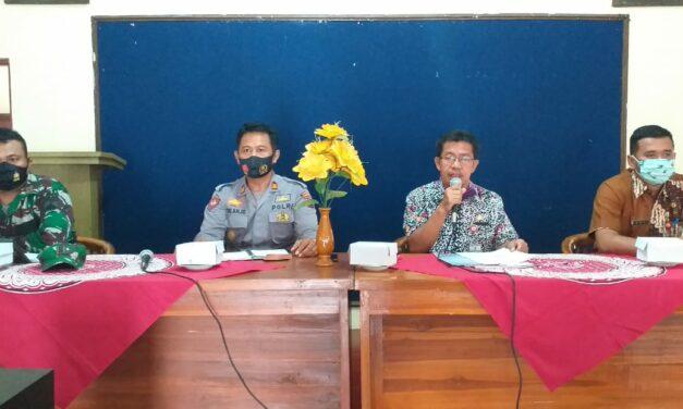 Rapat Koordinasi Bidang  Pemerintahan